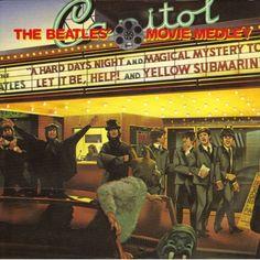 The Beatles - Beatles Movie Medley