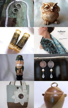 AuTuMn BrEeZE by Pascale on Etsy--Pinned with TreasuryPin.com #etsyspecialt
