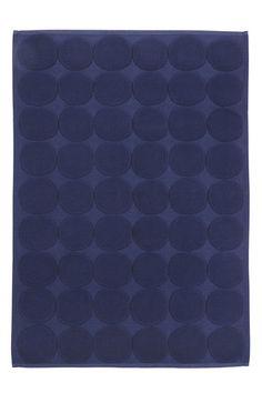 Pienet Kivet Bathmat Navy