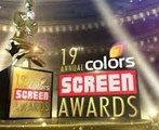 The Colors Screen Awards which will be the 19th edition of this famous movie award show is schedule to be held on the Jan month of 2013 in Mumbai. http://www.idubba.com/tv-serials/19th-annual-colors-screen-awards--colors/15003