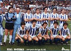 Campeon de Liga 1981-82