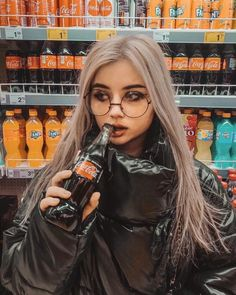 Image may contain: 1 person, drink Aesthetic Photo, Aesthetic Girl, Girl Pictures, Girl Photos, Icon Girl, Aesthetic Usernames, Tumbrl Girls, Shotting Photo, Cute Girl Face