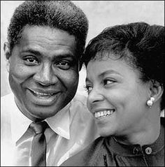 couple Ossie Davis (Texas) and Ruby Dee. I can& remember ever seeing him without M. Ossie Davis (Texas) and Ruby Dee. I can& remember ever seeing him without Miss Ruby so I included her in the gallery My Black Is Beautiful, Black Love, Beautiful People, Black Art, Amazing People, Vintage Black Glamour, Vintage Beauty, Vintage Style, New Rochelle