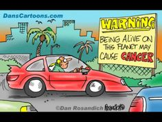 Cancer Cartoon Created To Bring Awareness. For the most part, cartoons are meant to make people laugh. At the other end of the spectrum, car...