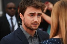 Daniel Radcliffe: 'My Entire Life And Career Is Built On Luck And Privilege' | HuffPost