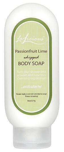 La Licious Passionfruit Lime Body Soap