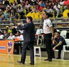 Fernando Calero fue cesado como DT de Bucaneros de La Guaira #Baloncesto #Deportes