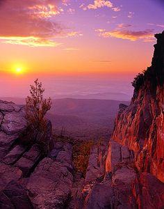 Humpback Mountain, Applachian Trail, Virginia