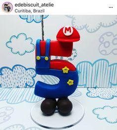 Super Mario Bros, Super Mario Birthday, Mario Birthday Party, Super Mario Party, Baby Boy Birthday, Summer Birthday, Mario Kart Cake, Mario Bros Cake, Luigi Bros