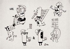 Sebastian Iwohn Illustrator - Graphic Illustrations and Animations
