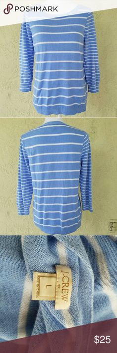 J. Crew Sweater Used 3 times; in good condition; no stains; no rips J. Crew Tops Sweatshirts & Hoodies