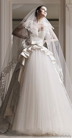 Zuhair Murad Bridal Gown