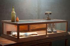 Abbottsville Merchant Display Cabinet : Factory 20