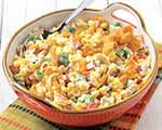 Just right for your next fiesta! When you make this salad...make sure you make enough. This crunchy colorful salad made with our top selling super sweet corn is a hit at home and fit for any occasion.