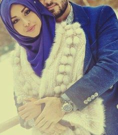 Cute muslim couple  http://www.dawntravels.com/hajj.htm