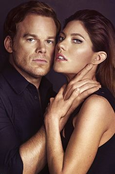 Michael C. Hall & Jennifer Carpenter / Dexter Why did the finale have to suck soooo bad!?!
