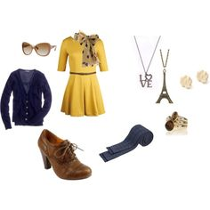 Spencer, created by funnyface13 on Polyvore