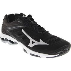 mizuno womens volleyball shoes size 8 x 3 foot white or cm