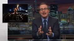 John Oliver To Republicans: F**k Your Thoughts And Prayers