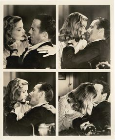 bogart and bacall. To Have and Have Not (1944)