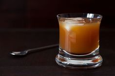 Apple Rye Punch (serves 10-20):  6 cups Apple Cider; 750 ML Rye (we like Wild Turkey); 20-30 dashes Maple Bitters, or other bitters like Angostura; 12-24 ounces Hard Cider; Ice
