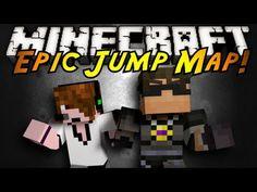 Minecraft: Epic Jump Map Finale!