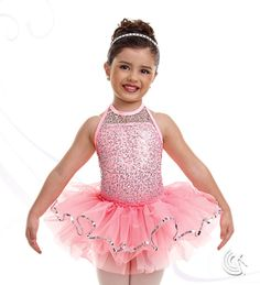 Magic Of Dance - Kids or baby ballet and tap jazz dance costume 9df246665c60