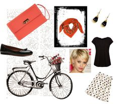 """""""Peddle Pusher"""" by lpomphrey on Polyvore"""