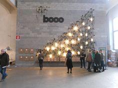 Booo bulbs by Formafantasma Ventura Lambrate 2013 #milan #isaloni2013 #design #interior #formafantasma #booo