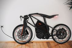 KTM ION Electric Motorcycle | HiConsumption