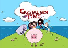 Adventure Time Style Steven Universe Fanart Design by Slothgirlart on DeviantArt
