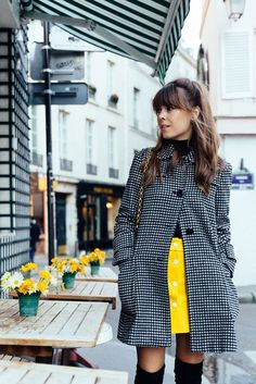 French Outfit Inspiration | Jenny Cipoletti of Margo & Me