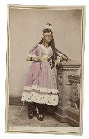 CDV of a Penobscot Indian Woman, - Cowan's Auctions