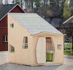 tengbom architects design a smart student flat - designboom | architecture