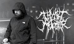 CJ from Thy Art Is Murder Metal beards are the best. Thy Art Is Murder, Just Style, My True Love, Inspiring Art, Beards, Hairstyles, Cool Stuff, Metal, Music
