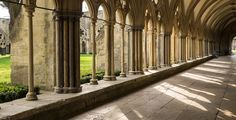 Salisbury Cathedral Cloisters | Flickr - Photo Sharing!
