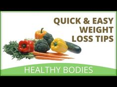 6 Simple Ways To Lose A Little Weight - YouTube Easy Weight Loss Tips, First Health, Homemade Skin Care, Natural Home Remedies, Simple Way, Whole Food Recipes, Herbalism, The Cure