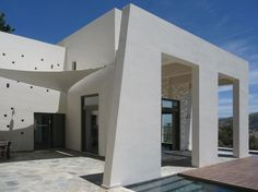 klab architecture: emasies house on andros island