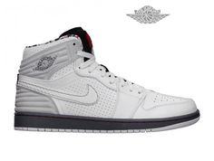 buy popular b60e6 21f14 Air Jordan 1 Retro 93 Chaussures de Basket Jordan Pas Cher Pour Homme Air  Jordan 1 Phat Retro Homme - Authentique Nike chaussures 70% de r  duction  Vendre