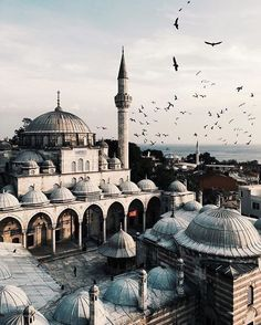 This is a picture of Istanbul. It accurately shows a significant part of the Ottoman Empire because Istanbul was one of the capital cities of the time Places To Travel, Places To See, Travel Destinations, Hidden Places, Europe Places, Turkey Destinations, Travel Around The World, Around The Worlds, Foto Picture