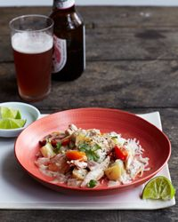 Slow Cooker Thai-Inspired Chicken Stew Recipe on Food & Wine