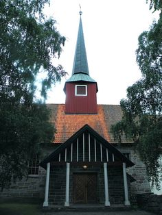 Hole Church, in Royse,Hole,Buskerud,NO