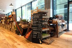 The Natural Kitchen | Great Food Shops in Marlebone & City