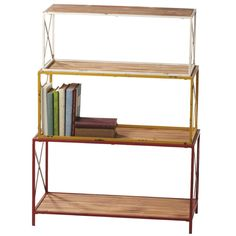 "CBK 30.25"" 3 Piece Nested Bookcase Set"