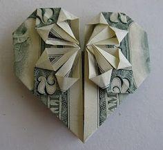 Two dollar heart