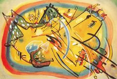 Composizione. Paesaggio - 1915 - Kandinsky Vassili - Opere d'Arte su Tela - Listino prodotti - Digitalpix - Canvas - Art - Artist - Painting