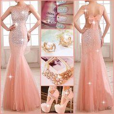 Fascinante vestido de noche @Ericdress_com  Puedes elegirlo haciendo click aquí>>http://urlend.com/Y7Nfyaa
