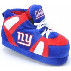 28eb6e59cc9 Comfy Feet - NFL New York Giants Slipper