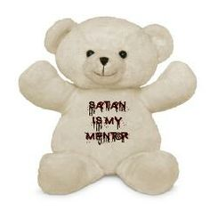 Satan Is My Mentor Mico the Bear> Satan Is My Mentor> Route 73 Design and Printing Inc.