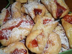 Gluten free Christmas cookies with a recipe for gf kolacky
